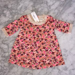 NWT BABY GIRL SWEATER DRESS SIZE 0-3 MONTHS